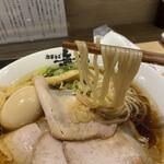 152869191 - 麺は細麺 柔らかめ