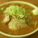 おなかの友達 萬来 - 味噌チャーシュー麺