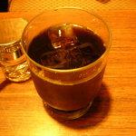 ポスト - アイスコーヒー