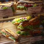 152871311 - パテ・ド・カンパーニュのサンドも美味しそうでした!