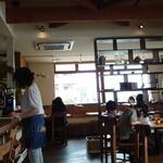 キコリ カフェ - 店内