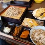ベジカフェひだか庵 - 料理写真:
