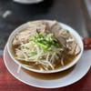 美富士食堂 - 料理写真: チャーシュー麺 750円
