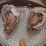 ペシェトリア マイモン - 北海道産の牡蠣