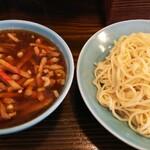 つけそば  麺吉 - 料理写真:特つけそば並盛