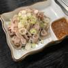 Yakinikuyokaro - 料理写真:生センマイ 旦那さんが秒でたべてもたwwww