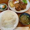 洋食 こばやし - 料理写真:「ハンバーグステーキ クリームミートコロッケ」のランチ @850