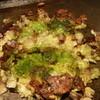 Okonomiyakitakotsubo - 料理写真:マッシュルームチーズ