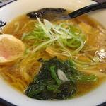麺処てっぺん - 幻鶏(げんちょう)ラーメン 700円