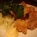 aguriguddomu-n - 地鶏の唐揚げ