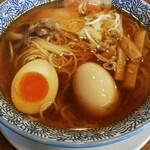 中華そば 東京屋 - 料理写真:中華そば(正油)