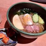 黒毛和牛 牛正 - ハーフ冷麺
