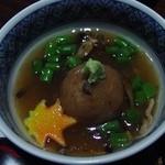 柳庵 - 3000コースレンコン饅頭