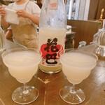 ジェム バイ モト - 花巴 水もと純米 SODA POP