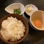 Sumouchayaterao - 雑炊セット