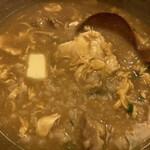 Sumouchayaterao - バターを最後に投入して完成