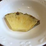 焼肉 白雲台 - パイン