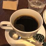 神保町ブックセンター - ホットコーヒー