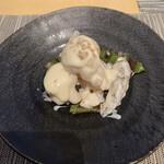 中國菜 心香 - 四川麻婆豆腐定食の副菜(エビマヨ)