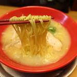 麺えもん - 鶏白湯