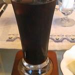 ジョイナス - ドリンク写真:アイスコーヒー