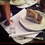 15292969 - モンブランと花仙堂アイスコーヒーセット