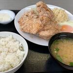 食堂 田舎家 - 田舎家定食¥680