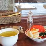 森のレストラン モノミ - 料理写真: