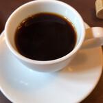 ん bistro - コーヒー