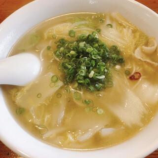 らぐまん - 料理写真:らぐまんらーめん ¥700