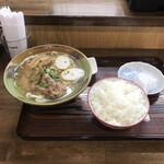 具志川そば - 料理写真: