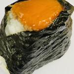 戸越屋 - 卵黄+肉そぼろ ¥410-