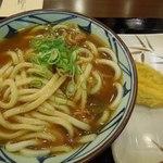 丸亀製麺 - (2012/9月)カレーうどん