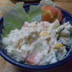 さつま2号店 - ポテトサラダ