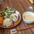 やさいcafe kukuri - 料理写真:
