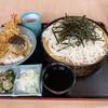 萬屋 - 料理写真:ざるセット 1,000円