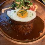 レストラン LAMP - ロコモコ