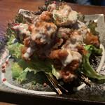 レストラン LAMP - 鶏唐わさびマヨ