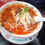 中国家庭料理 上海や - 担々麺