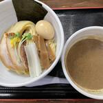 麺屋縁道 - ■得製つけ麺中盛¥1150