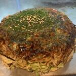 てっぱん処 暁 - 料理写真:肉玉そば