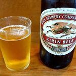 152956361 - 「ビール」(中瓶550円)