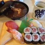 すし処 裕喜 - お昼の定食