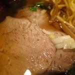 麺たつ - チャーシュー