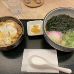 うどん和助 - うどん&ミニカツ丼