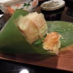 御所 雲月 - さば寿司(?)