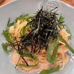 ピアンタ - 青じそと明太子のスパゲッティ ¥740