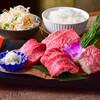 焼肉&BAR 十炭 - 料理写真:夜ごはんのセット4