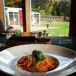 トマティーヨ - 森の中のイタリアンレストランです。