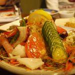 居酒屋 太平記 - 海鮮サラダ